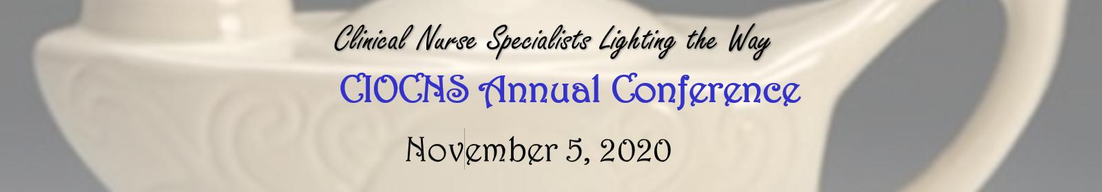 CIOCNS Annual Conference
