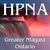 Greater Niagara Ontario Chapter of HPNA