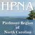 HPNA Piedmont Region of North Carolina