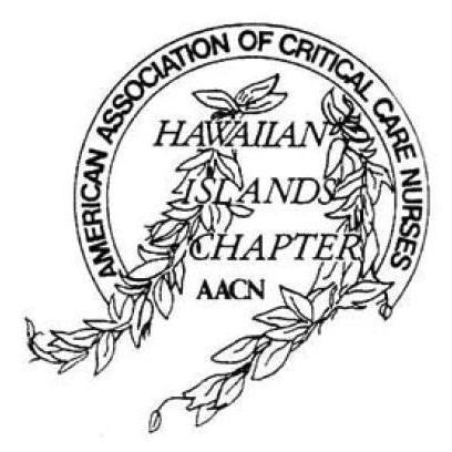 The Hawaiian Islands Chapter of AACN | Nursing Network