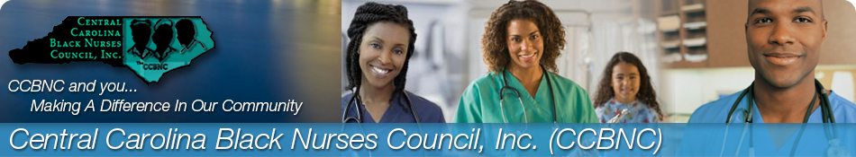 Central carolina black nurses council