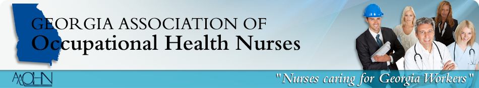 Georgia association of occupational health nurses