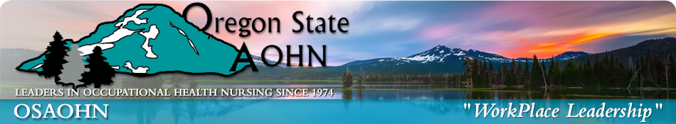 Oregon state osaohn header