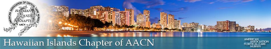 Hawaiian islands chapter aacn header