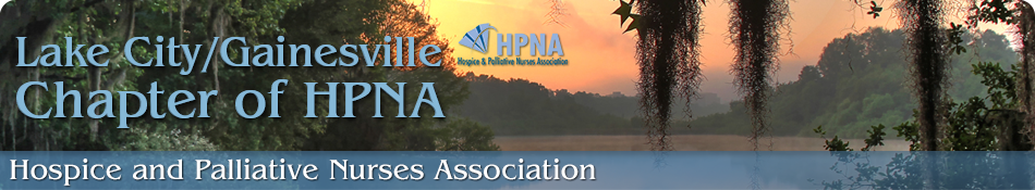 Lake city gainesville chapter hpna