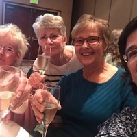 """Cheers "" from the  Blue Ridge Chapter!"
