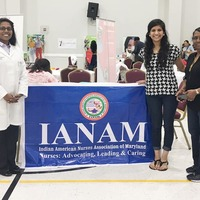 IANAM at Silverspting Health Fair May 28, 2017