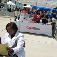 MSBNA participate in the Neighborhood Health Fair 6/3/2017