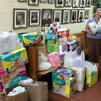 CVANN Supports the Capitol Diaper Bank of Richmond