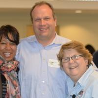GWAC Past Presidents from left to right: Kelly McNeil-Jones, Steve Risch, Karen Mack
