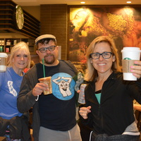 Dream Walk at Starbuck
