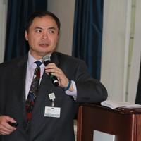 Dr. You Sung Sang, speaker