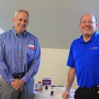 Ken - PTS Diagnostics & Tom Owens, Moore Medical