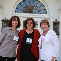 NEAOHN Presidents: L-R: Carol Parks, Gail Carchietta, Susan Connor