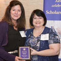 Excellence in Practice award winner, Rebecca Bagley