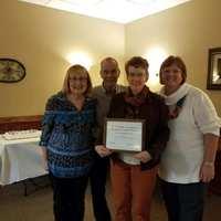 2017 NYSAOHN Nurse of the Year - Diane Olejar