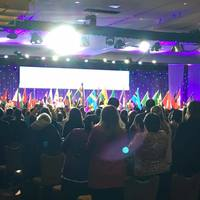 Beta Nu at the STTI 44th Biennial Convention, Oct 2017