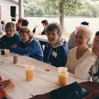 1987 NEAOHN Meeting - Plymouth, MA - Clambake