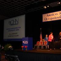 2007 AAONH in Atlanta, GA