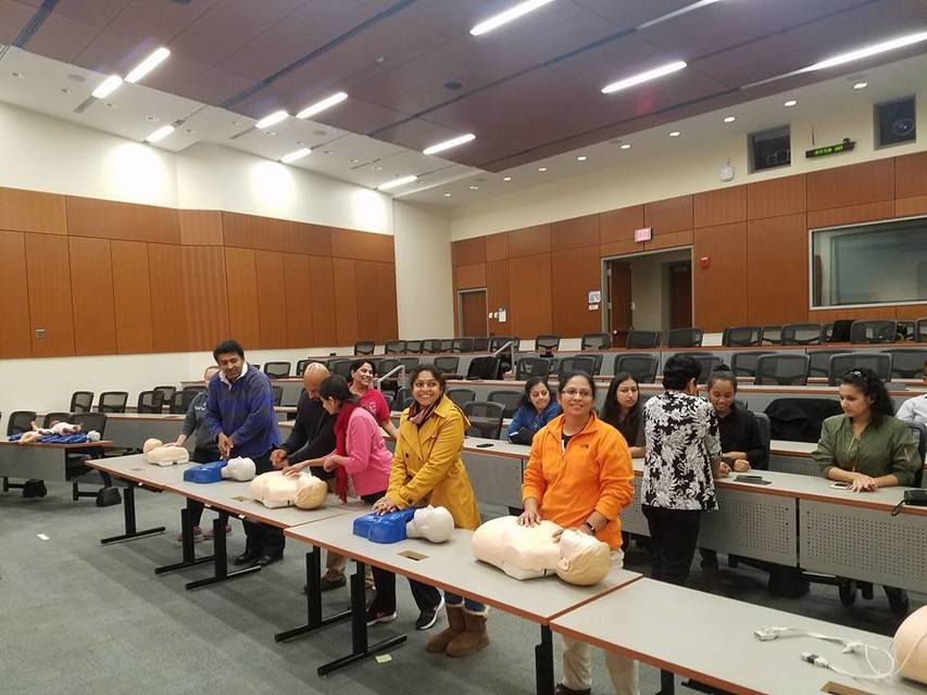 Free Bls Certification Community Project November 11 2017 Photo