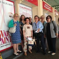 2017 - Greater NY Chapter Goes to Broadway Show