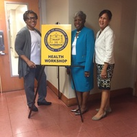 CNBN of CSRA participate NAACP Health Workshop Oct 2017