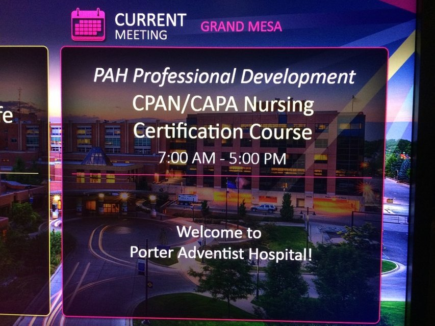 2018 Cpan Capa Review Course Photo Galleries The Rocky Mountain