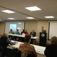 Legislative Town Hall Forum - January 2018
