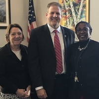 NHNA meets Governor Sununu - October 2017