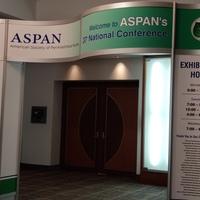 ASPAN's 37th National Conference--Anaheim, California (2018)