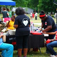 Bloomington Back to School Event-Sunny Side Park