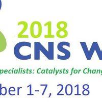 CNS Week 2018