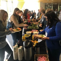 2018 NDNA Fall Conference - Lunch Time!