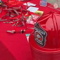 Sidewalk CPR with Santa Monica Fire Dept 06/18