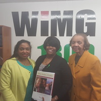 Tau Chi on the air waves WIMG AM 1300 3/8/16