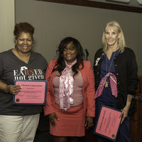 October 9, 2018 Meeting Pinked Out for Breast Cancer