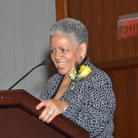 Keynote Speaker Rev. Veronica A. Clarke-Tasker addressing the NERBNA 2016 Excellence Award attendees
