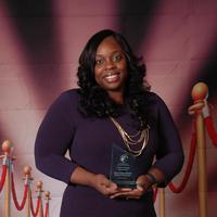 2016 Nursing Practice Awardee: Leonora Johnson, BSN, RN