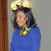 2016 Presidential Award winner:  Sasha Dubois, MSN, RN