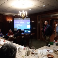 November 2018 Greater Rochester Chapter Dinner Meeting