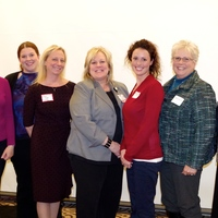 Susan Rees and her team from UW Health shared their success in implementing their Nurse Staffing Council at UW. They also presented evidence linking staffing to outcomes. Members of the W-ONE had a great time networking with the other members!
