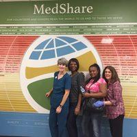 MedShare Volunteering