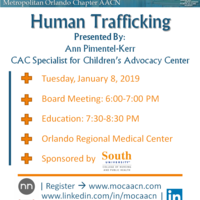 MOC Meeting - January 8, 2019