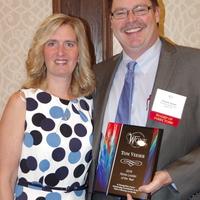 Thomas Veeser, RN, MSN named WONE Nurse Leader of the Year!