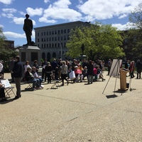 Rally for NH Healthcare Workforce
