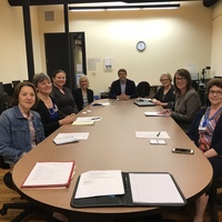 Nursing Round Table with Congressman Chris Pappas