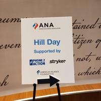 Hill Visits, Washington, DC - June 20, 2019