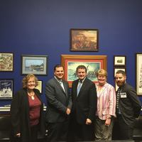 Day on the Hill 2016  Representative Fitzpatrick's office