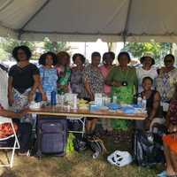NNUSA outreach @ Eko club picnic 7/20/2019