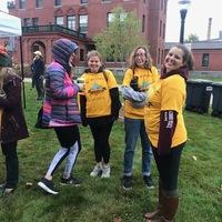 Leaf Peeper Volunteers
